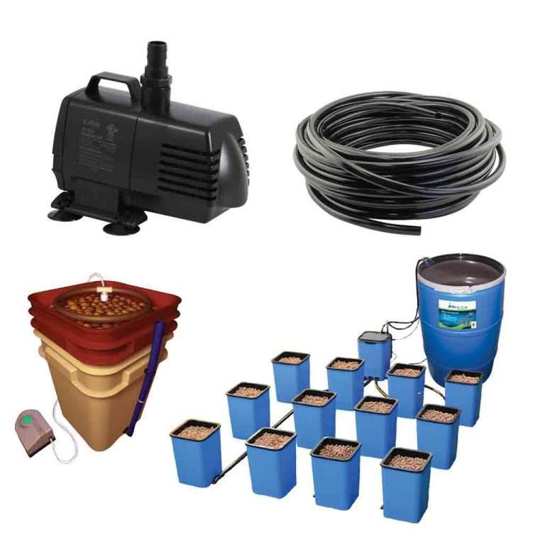 Grow Systems Parts and Pumps Root Grow Bloom