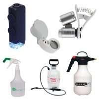 Sprayers & Microscopes