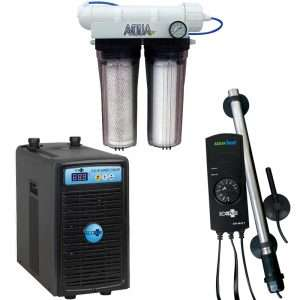 Chillers, Heaters & Filters